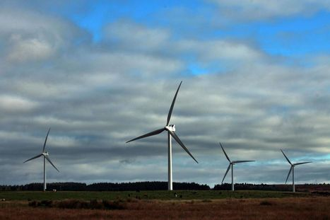Company launched to help North East communities build their own wind turbines   Community renewable energy   Scoop.it