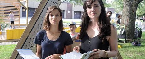 Une bibliothèque nomade à Montréal-Nord | La vie des BibliothèqueS | Scoop.it