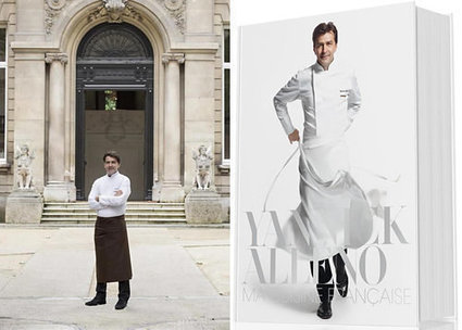 French Chef Yannick Alléno Unleashes 1200-Page Cookbook, Ma Cuisine ... - Eater National | Diary of a serial foodie | Scoop.it