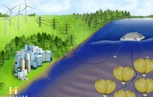 Toronto startup goes underwater for energy storage | ScubaObsessed | Scoop.it