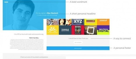 Nueva opción para crear una web personal en pocos minutos | desdeelpasillo | Scoop.it