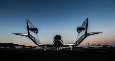 Tourisme spatial: Virgin dévoile son nouveau SpaceShipTwo | Le tourisme autrement | Scoop.it