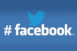 Facebook suit le mouvement en adoptant les hashtags   L'ACTUAWAM   Scoop.it