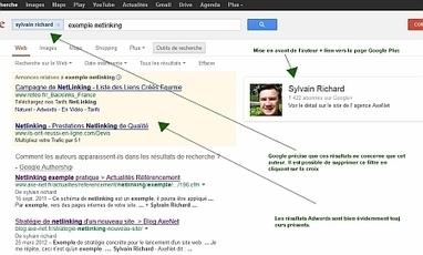 Google et ergonomie: étranges pratiques > Blog AxeNet | Apprendre à Gagner | Scoop.it