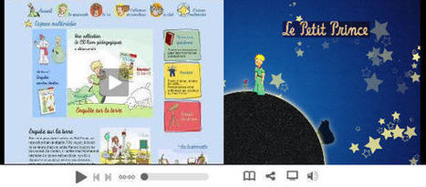 TPO: Le Petit Prince | Enseigner le français | Scoop.it