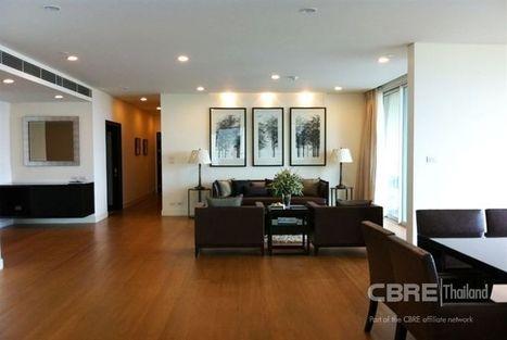 The Park Chidlom (Ref. 9984) - Bangkok Condo for Rent   Apartment & house rentals or leases   Bangkok Condo Rentals   Scoop.it