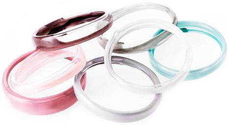 designboom shop: sir henry studio upcycles PET bottles into petits bracelets - designboom | architecture & design magazine | Plastics in Art | Scoop.it