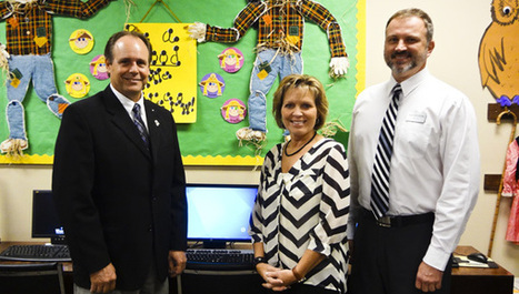 Public, school libraries receive technology upgrades - Clanton Advertiser | School libraries are your common core! | Scoop.it