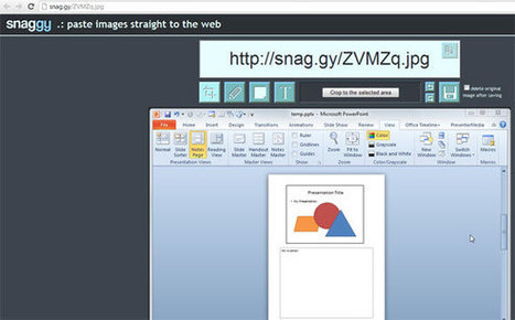 Paste Images Online and Share Using Snag.gy | PowerPoint Presentation | Edu-Curator | Scoop.it