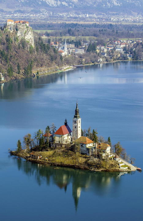 A Cursory Look At The Lake Bled by Edvard - Badri Storman | Indianlife | Scoop.it
