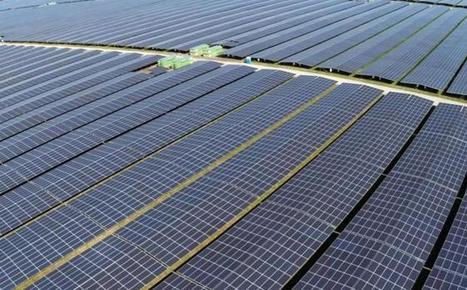 La energía solar en Europa, tan potente como 100 nucleares   Energy and Environmental Security   Scoop.it