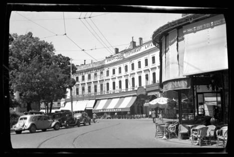 #JeudiArchives : Au bon vieux temps du « Lafayette », où sommes-nous ? | Archives municipales de Toulouse | Scoop.it