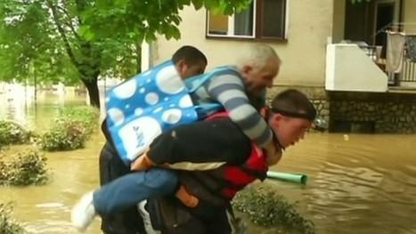 Epic flooding in Balkans raises fears about landmines surfacing | Chris Stevenson Current Events Articles | Scoop.it