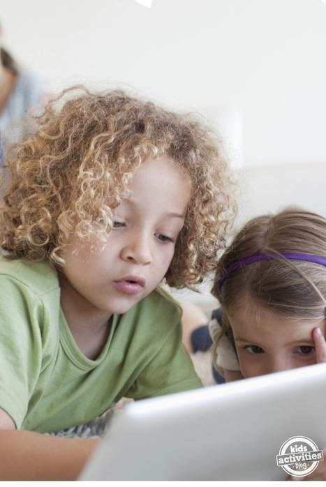 Apps for Kids - Kids Activities Blog | GITIC i Educació | Scoop.it