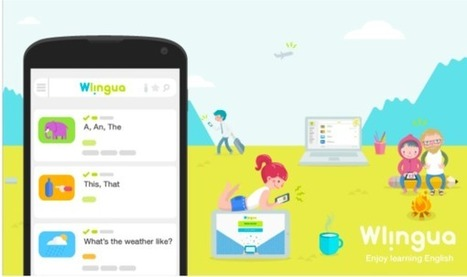 Wlingua, A Cool App for English Language Learners and Teachers ~ Educational Technology and Mobile Learning | Technology  in the K-12 classroom | Scoop.it