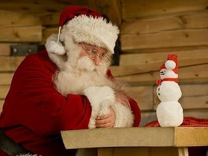 How Does Santa Keep His House Warm at the North Pole? | HVAC, Heating, Plumbing, AC | Scoop.it
