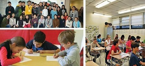 Language Classes: A Variety of Classes for Any Westchester Kid's (Or Their Parent's) Interests - Westchester Magazine - August 2013 - Westchester, NY | ¡CHISPA!  Dual Language Education | Scoop.it