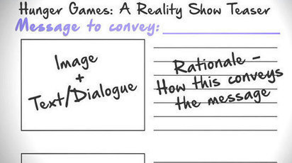 Analyzing Texts with Storyboards   Cool School Ideas   Scoop.it