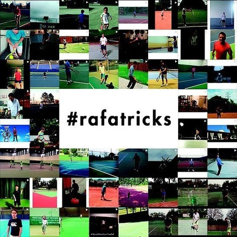 "Rafa Nadal Academy by Movistar on Instagram: ""Many of you have uploaded your video with your tennis trick! Last chance to join in the #contest! In 2 days we'll announce the winner. Use…"" 