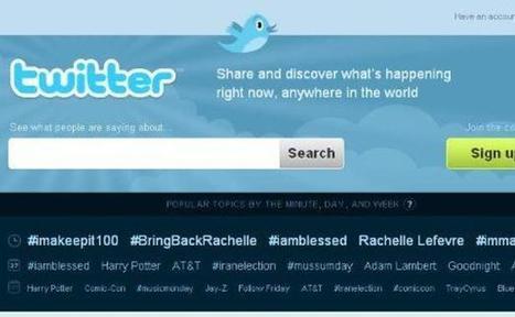 Twitter bientôt payant...???   Web Marketing   Scoop.it