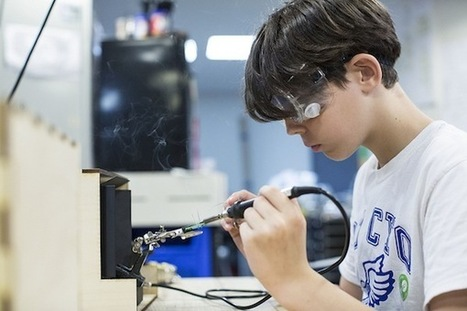 Play, Informal Learning Cultivate Kids' Interest in STEM   Guest Blog, Scientific American Blog Network   Be like water...   Scoop.it