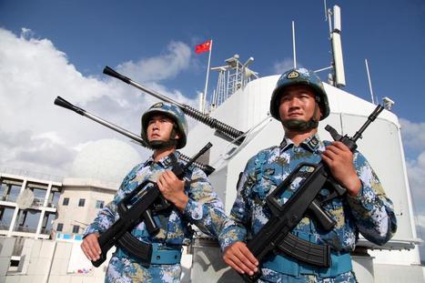CNA: Pekín reta a EEUU y continúa con su estrategia de expansión en el mar de China - Reclama toda la zona | La R-Evolución de ARMAK | Scoop.it