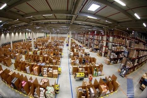 Un infiltré chez Amazon - Les Inrocks | Les infos du Web | Scoop.it