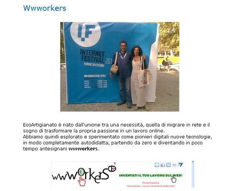 Crea Con Le Tue Mani: Crea Con Le Tue Mani Un Lavoro Online Su Misura Per Te | WEBOLUTION! | Scoop.it