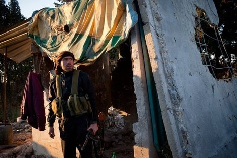 Escape from Syria: Photographs by William Daniels | Photojournalism - Articles and videos | Scoop.it