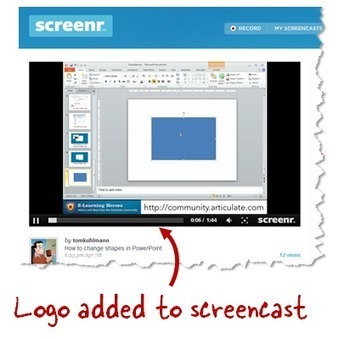 Here's a Simple Screencasting Tip That Will Save Time & Frustration » The Rapid eLearning Blog | YouTube Tips and Tutorials | Scoop.it