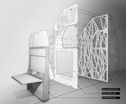 Airbus mise sur la bio-inspiration et l'impression 3D pour alléger l'habitacle de ses avions | Biomimétisme Biomimicry | Scoop.it