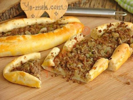 Kıymalı Pide Tarifi (Resimli Anlatım) | Yemek Tarifleri | Pratik Yemek Tarifleri | Scoop.it
