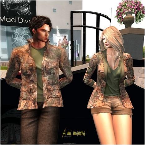 A mi manera: AUTUMN | 亗 Second Life Freebies Addiction & More 亗 | Scoop.it