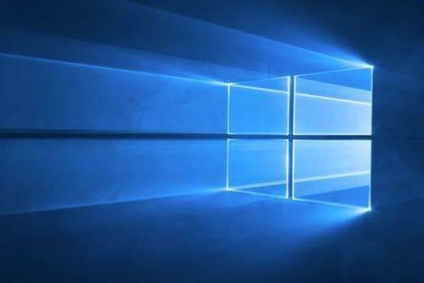 Microsoft komt deze zomer met de Windows 10 Anniversary Update | Digitale informatievoorziening in onderwijs | Scoop.it