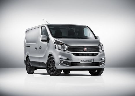 Autohaus Roll präsentiert den neuen Fiat Professional Talento | Mennetic Design | Scoop.it