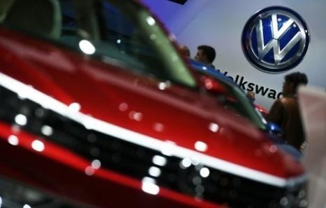 Moteurs diesel truqués: Volkswagen lance le rappel de ses véhicules en France   Planete DDurable   Scoop.it