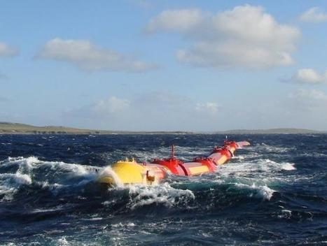 Pelamis powers up latest wave energy device - Business Green (blog) | Wave Energy | Scoop.it