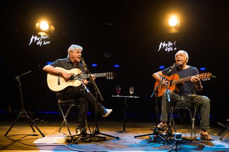 Caetano Veloso, Gilberto Gil, le centre du monde est sous les tropiques! | Merveilles - Marvels | Scoop.it