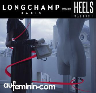 Heels, la web série inédite et glamour. | Culture(s) transmedia | Scoop.it