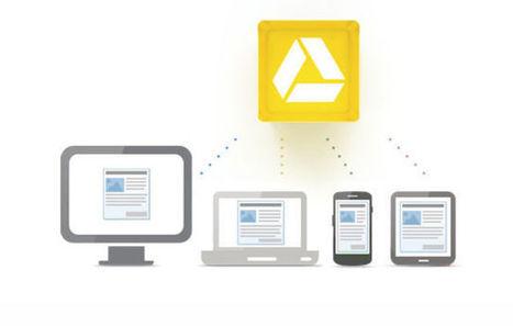 Google Drive: mode d'emploi - le service est-il disponible pour votre compte ? (pour moi, pas encore) | MédiaZz | Scoop.it