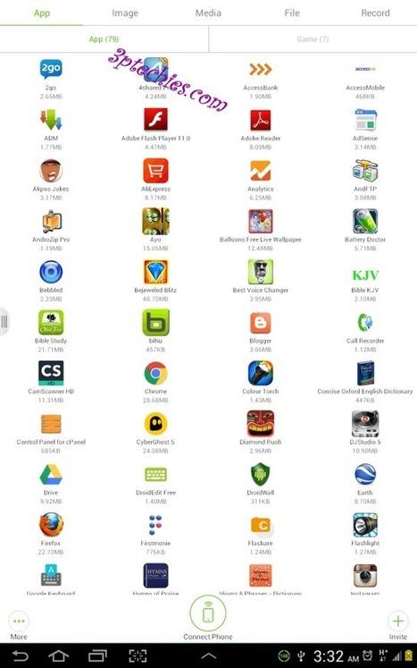Flash Share Download Links - Helps You share apps on Android | Best Technology Updates | Scoop.it