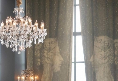 Curtains - Penny Black   Timothy Oulton   3D Product Design   Scoop.it