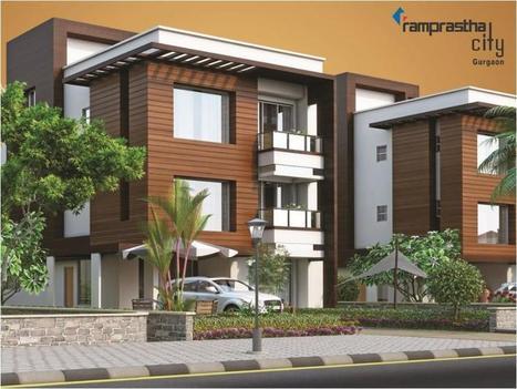 "Ramprastha PLOTS, Sector 92, 93 & 95, Gurgaon   Ramprastha City ""PLOTS"", Sector 92, 93 & 95, Gurgaon   Scoop.it"