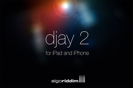 TEASER VIDEO: djay 2 for iPad and iPhone - DJWORX   DJing   Scoop.it