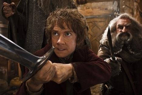 CES: RealD's New Image Enhancement Technology Gets Peter Jackson's Endorsement - TheWrap | 'The Hobbit' Film | Scoop.it