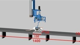 Versatile Robotic Interface to Assess Post-Neuromotor Disorder Locomotion   Robots and Robotics   Scoop.it