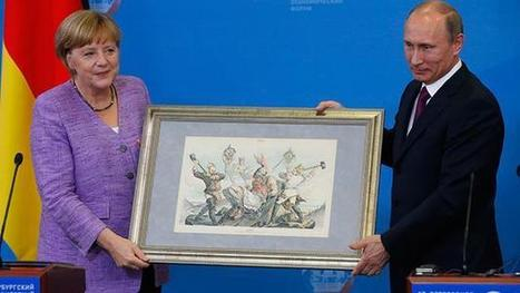 Germany, Russia clash over art looted during WWII | Germany and Russia- Patrick Mellon | Scoop.it