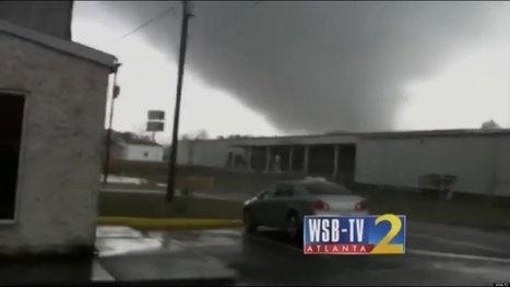 Deadly Storm Batters Southeast | fitness, health,news&music | Scoop.it