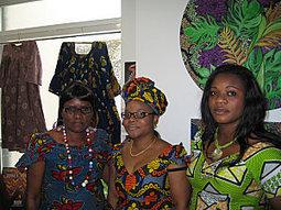Le pagne africain ou wax : de la tradition à la modernité | Mode été 2013 | Scoop.it