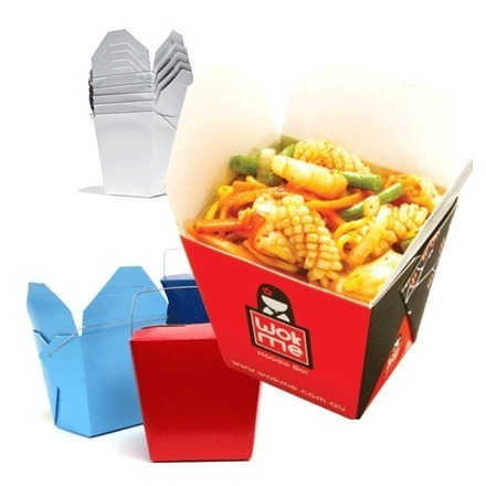 Chinese Food Boxes   Printing and Packaging.   Scoop.it